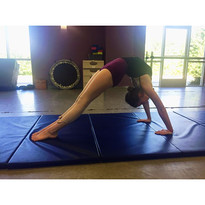 Bendy backs in tumbling! #whyilovepds #w