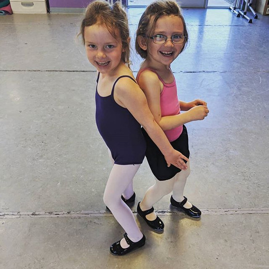 Cuties in Kinder combo Tap! #whyilovepds