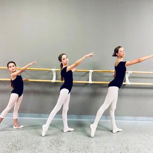 Teen I Ballet