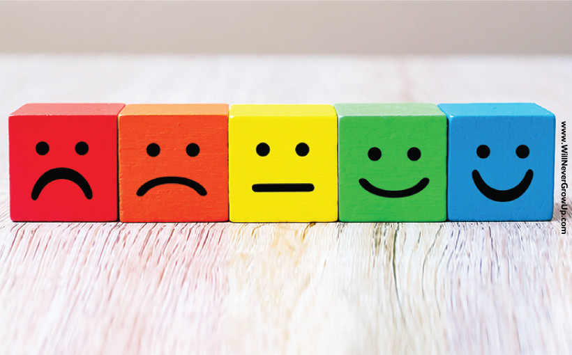 happiness survey for employees, Never Grow Up