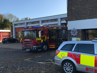 New Contract Awarded - Leatherhead Fire Station