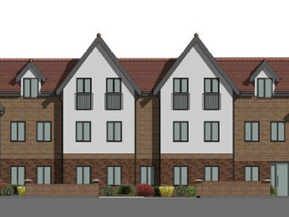 New Contract Awarded - Harper House, Ashford, Surrey