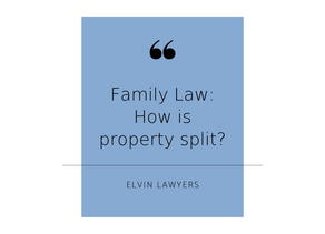 Property Splits – How are they calculated?