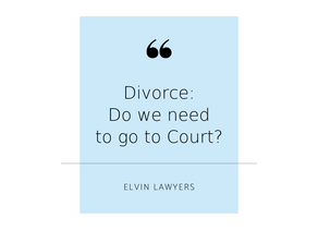 Family Law and Divorce – Basics of Property and Parenting Cases