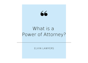 Frequently Asked Questions about Powers of Attorney