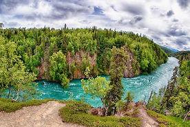 Kena River Canyon