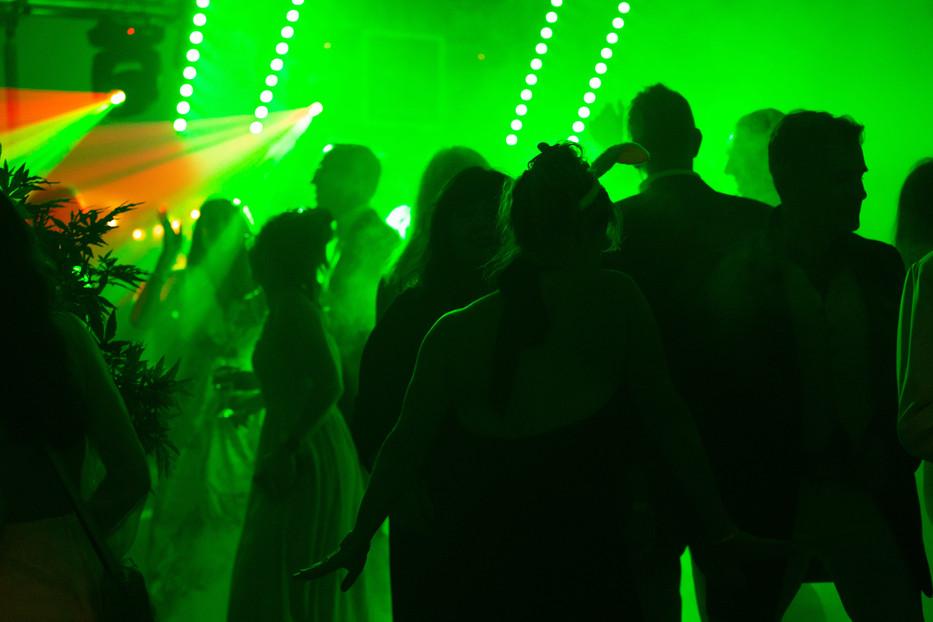 Posh Parties Northamptonshire DJs