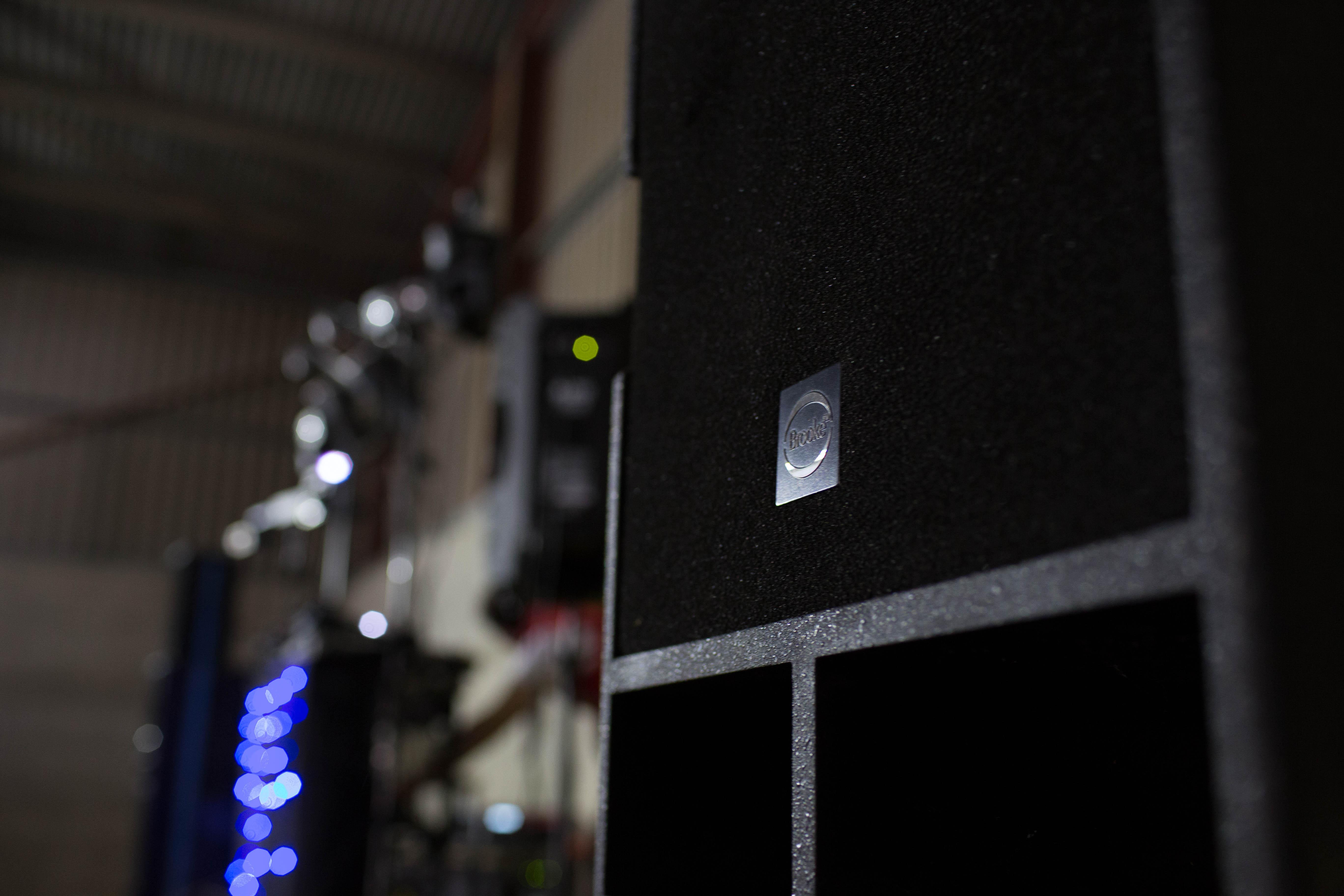 Club & Festival PA Systems
