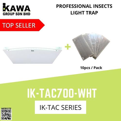 IKAWA IK-TAC700 White Professional Insects Light Trap!