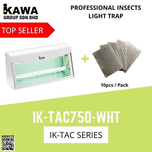 IKAWA IK-TAC750-WHT White Professional Insects Light Trap