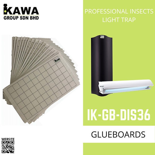 Glueboard 574mm x 263mm Replacement [10pcs/pack] IK-GB-DIS36