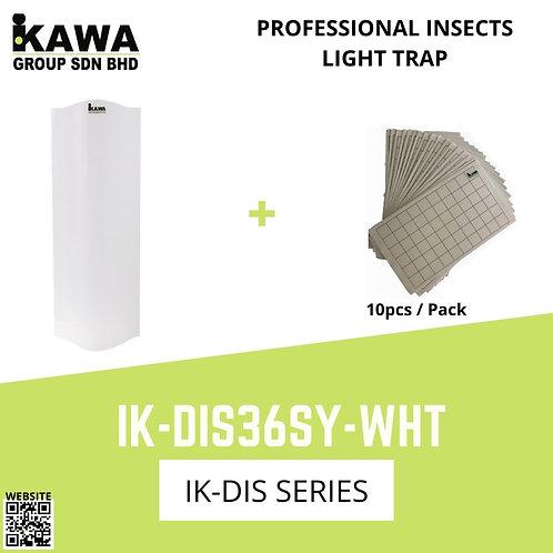 IKAWA IK-DIS36SY-WHT Professional Insect Light Trap
