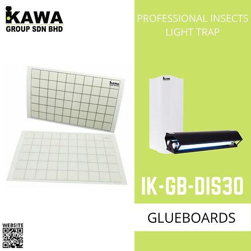 Glueboard 427mm x 243mm Replacement [10pcs/pack] IK-GB-DIS30