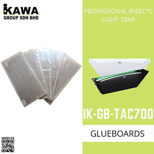 Glueboard 354mm x 160mm Replacement [10pcs/pack] IK-GB-TAC700