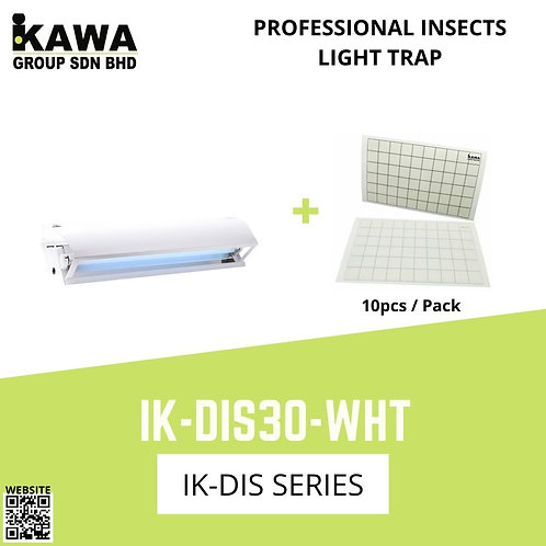 IKAWA IK-DIS30-WHT Professional Insects Light Trap