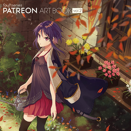 Patreon Art Book Vol.2
