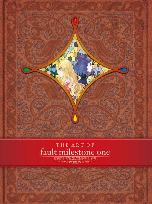 The Art of fault milestone one