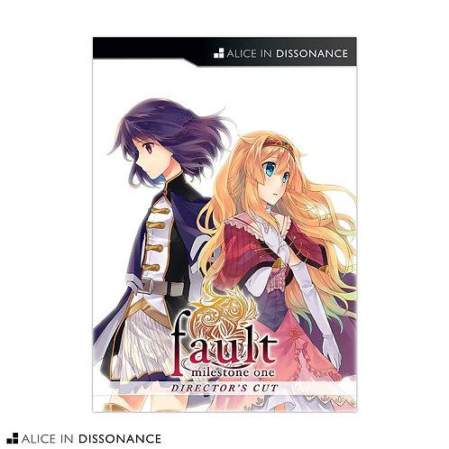 fault - milestone one DVD JP
