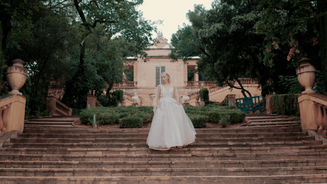 Wedding dresses by NinaDar