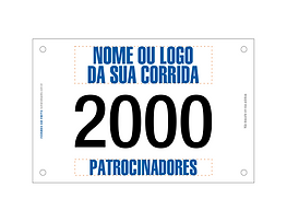 NÚMERO TAMANHO PADRÃO