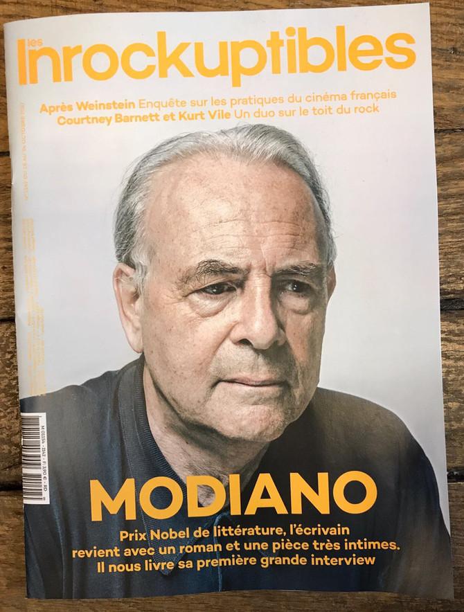 Le magazine français Les Inrockuptibles est venu à Rio