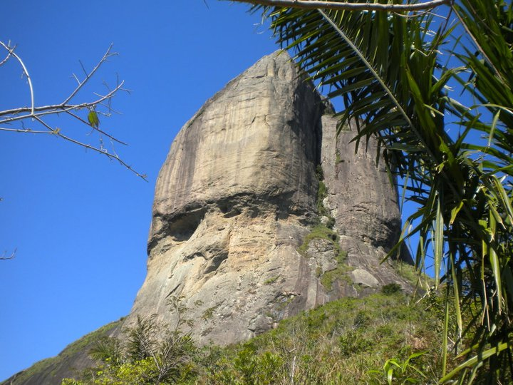 trilha Pedra da Gavea