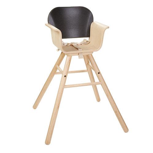 Cadeira alta – Preta