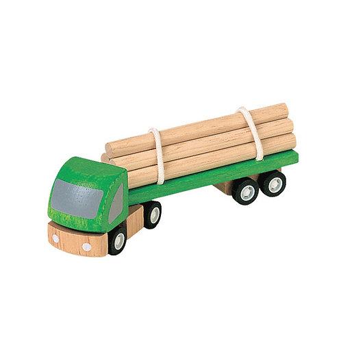 Camião Carga Madeira