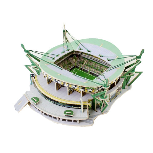 Puzzle 3D Estádio José Alvalade