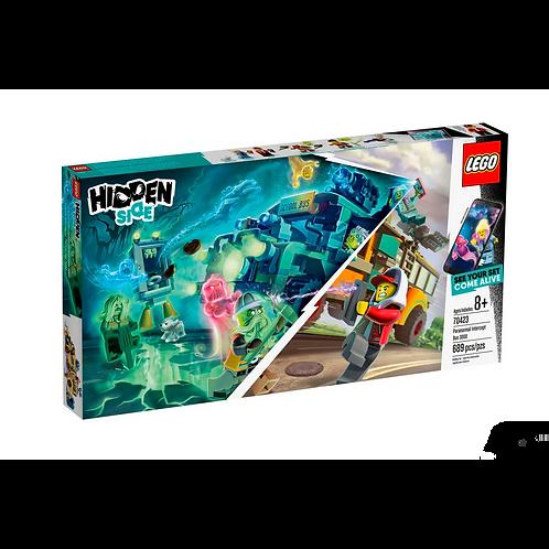 LEGO Hidden Side 70423 Autocarro