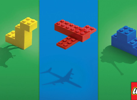 Brinquedos LEGO