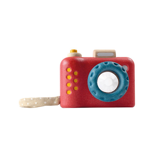 A Minha Primeira Máquina fotográfica