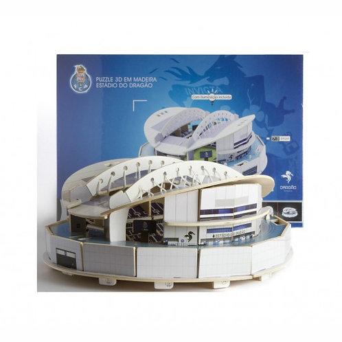 Puzzle 3D Estádio do Dragão