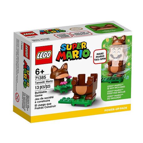 LEGO Super Mario 71385 Pack potenciador: Mario Tanuki
