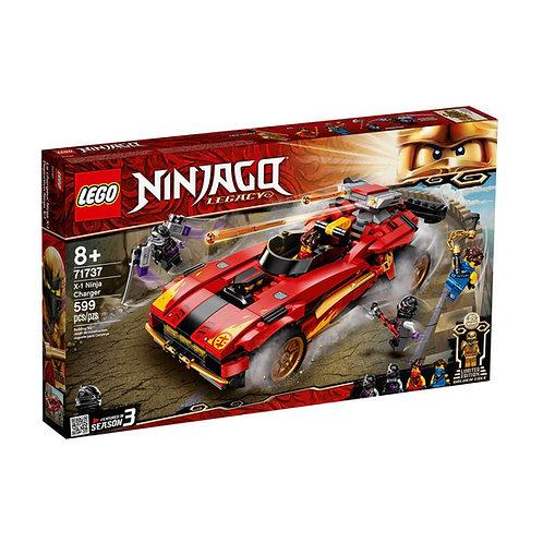LEGO Ninjago - X-1 Ninja Charger - 71737