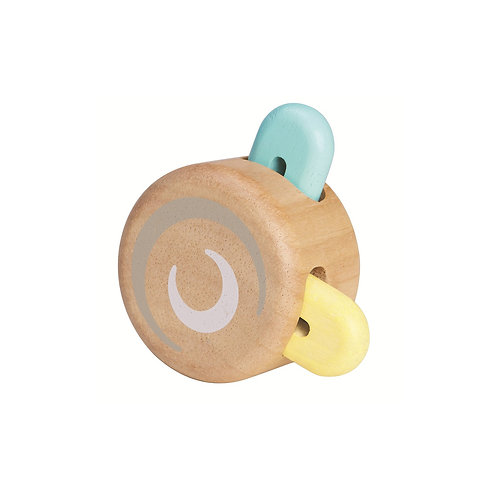 Peek-A-Boo Rattle Pastel Collection