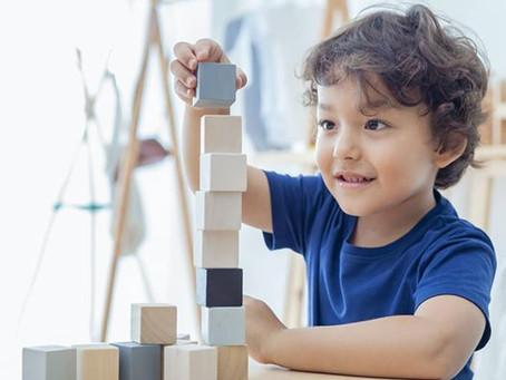 Pensamento flexível das crianças
