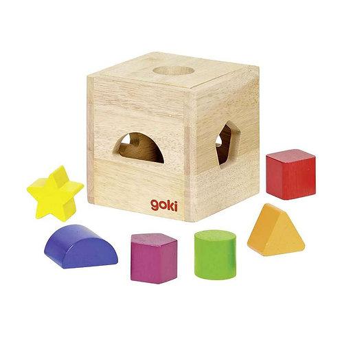 Caixa de formas II