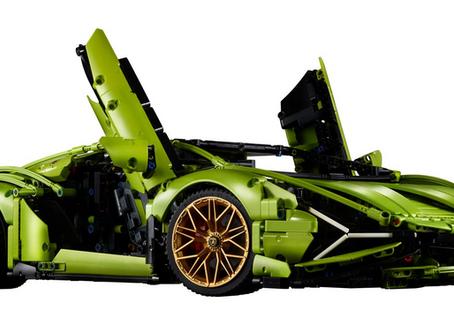 LEGO Technic 42115 Lamborghini Sián FKP 37 REVEAL