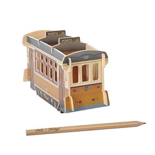 Caixa para lápis Elétrico Porto