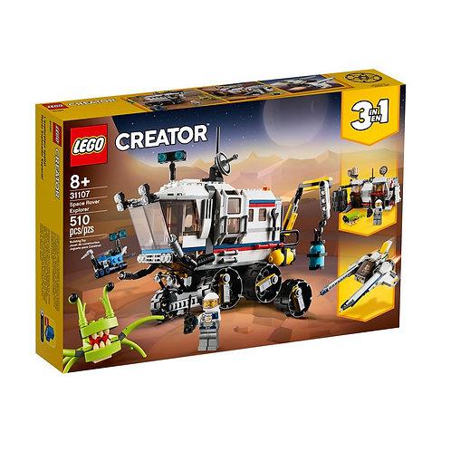 LEGO Creator 31107 Carro de Exploração Espacial