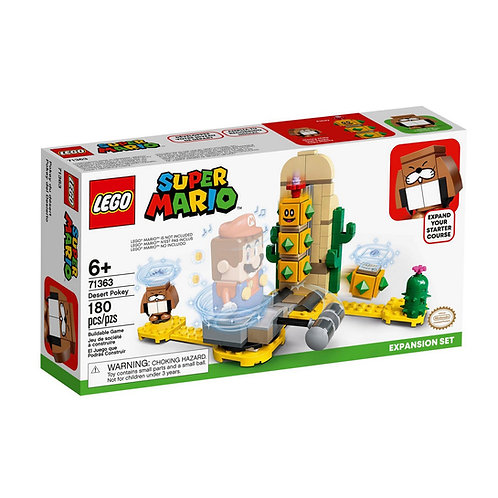 LEGO Super Mario 71363 Expansão - Catubola do Deserto