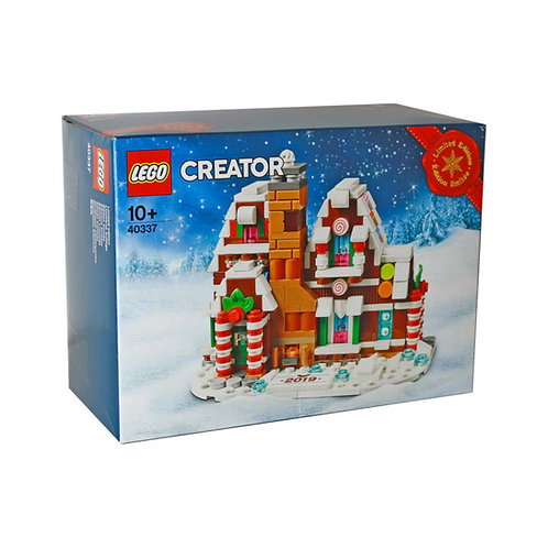 LEGO-40337-Mini-Gingerbread-House