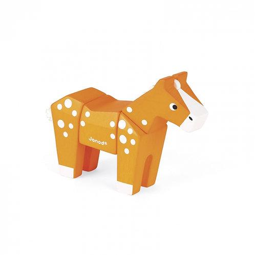 Kit Animal Cavalo