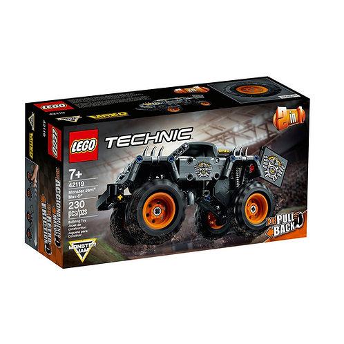LEGO Technic 42119 Monster Jam Max-