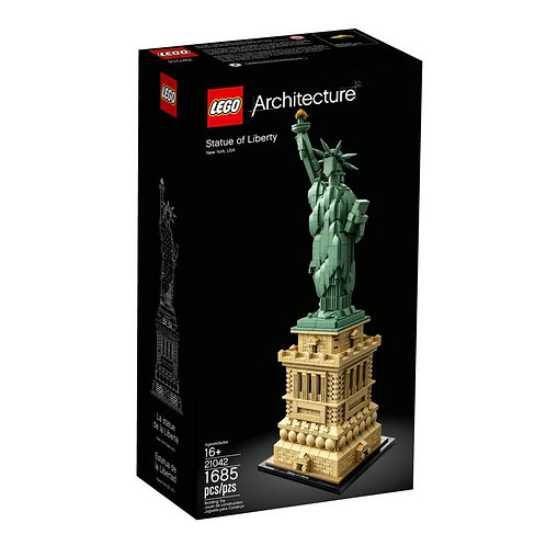 LEGO Architecture 21042 The Statue of Liberty