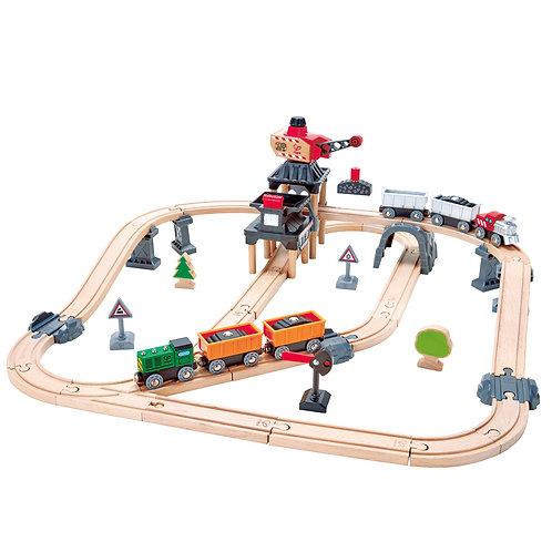 Pista comboio Mineira