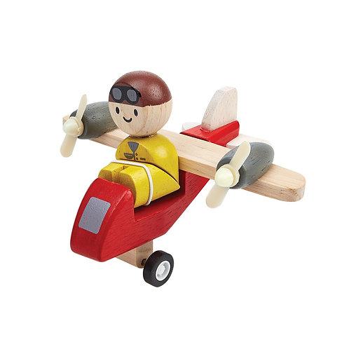 Avião TurboProp com Piloto