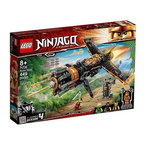 LEGO Ninjago - Destruidor de rocha - 71736