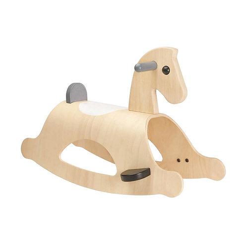 Cavalo de Madeira Palomino